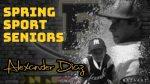 Spring Sport Senior Spotlight: Alexander Diaz, Cadet Baseball