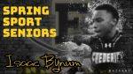 Spring Sport Senior Spotlight: Isaac Bynum, Cadet Boys Track & Field