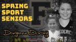 Spring Sport Senior Spotlight: Daryenne Dorsey, Cadet Girls Lacrosse