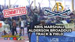 County Champion Kris Marshall emphasizes gratitude as senior high jumper commits to DII Alderson Broaddus