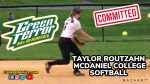 Routzahn picks Green Terror. Cadet's Shortstop is heading to McDaniel