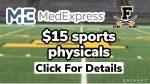 $15 Sport Physicals from MedExpress