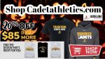 Shop the Cadetathletics.com Spooktaculer Halloween Sale!