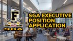 SGA Executive Position Application