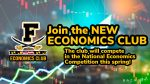 Join the new Economics Club!