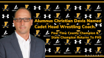 Alumnus Christian Davis Named Cadet Head Wrestling Coach. Four Time County Champion & State Champion returns to FHS