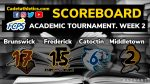 Roaders edge Cadets in week 2 Academic Tournament Quad Match