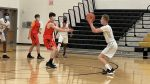 Boys Jv Basketball: Cadets down Knights at home behind Mbuthia and Brown