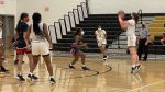 Girls Varsity Basketball: Cadets dominate in Intra-City Title Game, defeat TJ 78-21