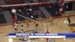 WATCH! WDVM Sports- Thomas Johnson Fights Off Frederick