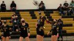 Varsity Volleyball: Cadets sweep Brunswick 3-0 on Senior Night.