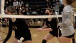 Jv Volleyball: Titans rally against Jv Cadets, Win 2-1