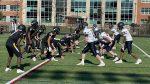 Jv Football: Jv Cadets fall to Hawks