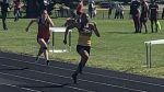 Girls Track: Meredith double winner as FHS finishes Thomas Johnson meet in fourth place
