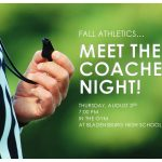 Meet the Coaches Night!