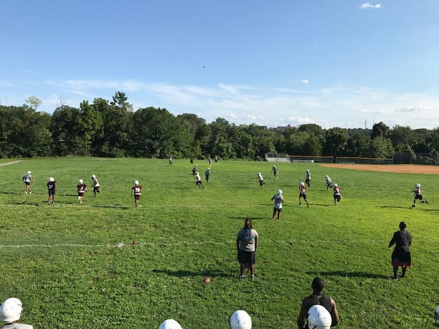 Fall Sports: Day # 1
