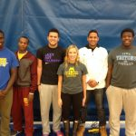 6 Royals Sign Letters of Intent