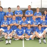 Boys Tennis #1 Seed in 6AA Tournament