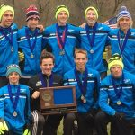 Boys Cross Country Going To State!