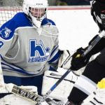Junior Boys Hockey Goalie Featured on Let's Play Hockey