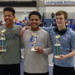 Sattler, Johnson, Chakolis Win at Hopkins Paul Bengtson Wrestling Invite