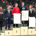 Johnson Medals at State Wrestling Tournament