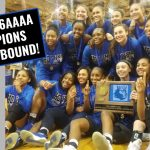 Girls Basketball earns Section 6AAAA Championship – Headed to the State Tournament!