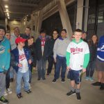 Adapted Athletes Celebrated at the Twins Game