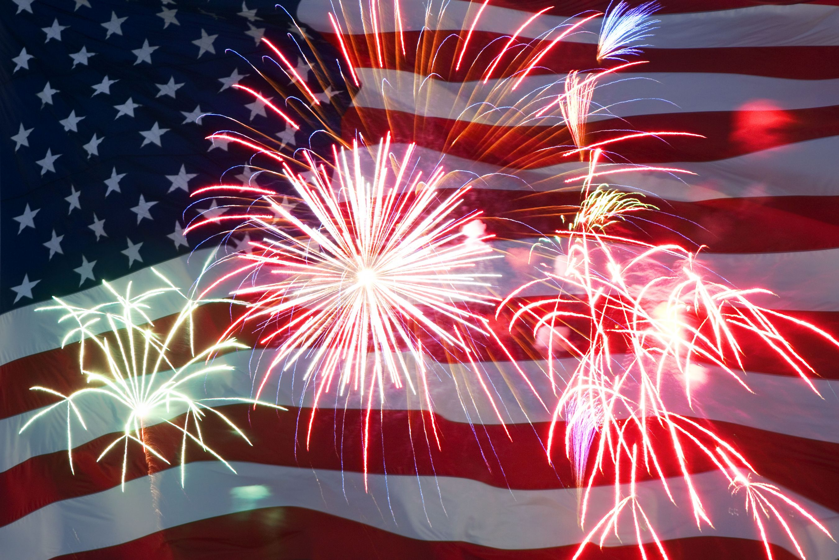 Happy July 4th and Fall Sport Countdown!