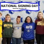 National Signing Day – Wed. Nov. 14th at 12:30pm