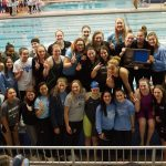 Girls Swim & Dive finish 11th at State