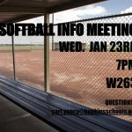 Information Meeting for Softball
