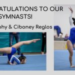 Congrats to our State Gymnasts!