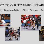Congratulations & Best of Luck to our State Wrestlers!