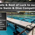 Congratulations to State-Bound Boys Swim & Dive Participants!