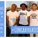 Boys 4×100 Breaks MN State Record!