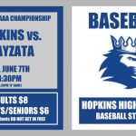 Baseball set to play Wayzata for the Section 6AAAA Championship