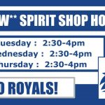 ATTENTION! New Spirit Shop Hours