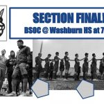 Boys Soccer takes on Washburn in Section 6AA Championship!
