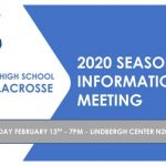 Boys Lacrosse Informational Meeting