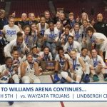 TONIGHT: Section 6AAAA GBB Championship vs. Wayzata