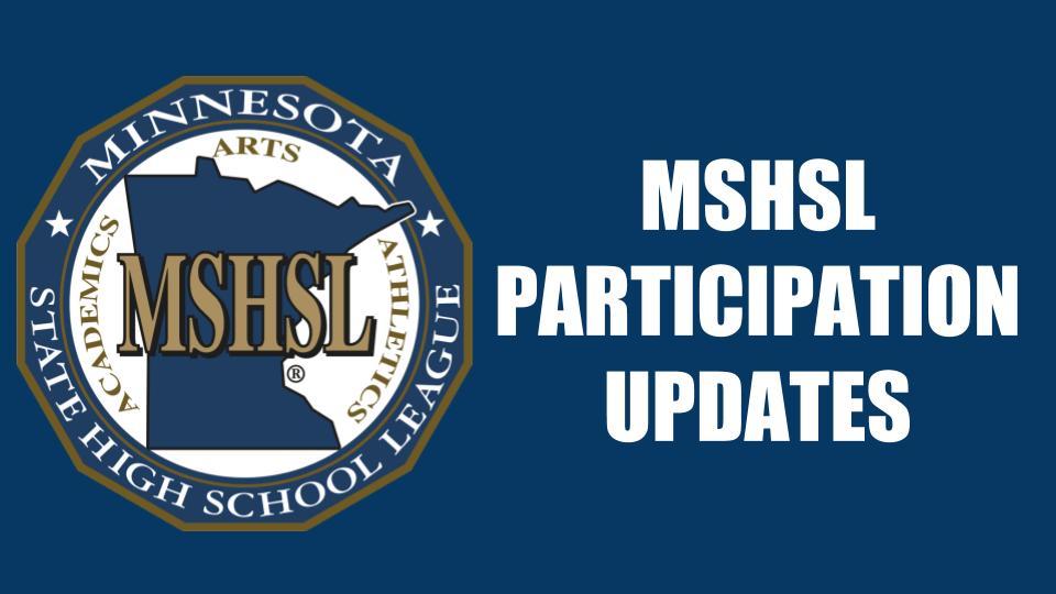 MSHSL Sports Updates  (updated 6/29)