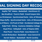 National Signing Day – Wed. April 15