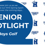 Spring Sports Senior Spotlight – Boys Golf