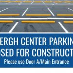 Lindbergh Center Parking Lot Closed for Construction