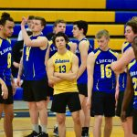 Boys Volleyball 4/22