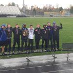 Boys XC – Regional Champs!