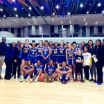 Girls Basketball – District Champs!