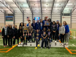 Indoor Track & Field State Championships