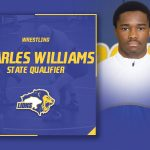 Wrestling State Qualifier – Charles Williams
